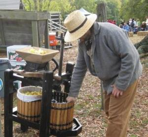 The apple press