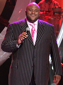 "Season 2 winner Ruben Studdard returns to American Idol to perform ""Together.""  Photo courtesy of American Idol."